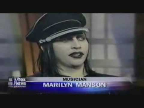 Marilyn Manson Interviewed by Bill O Reilly