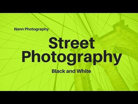 Nann Photography - Street Photography - Black and White (HD) Kuala Lumpur, Malaysia