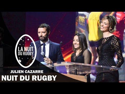 Nuit du Rugby - Julien Cazarre revient sur la bagarre générale entre Brive et Grenoble
