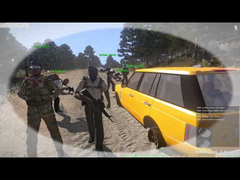 Arma 3 Life - Hostage for a Day
