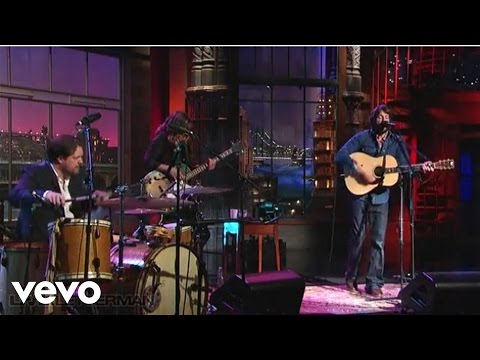 Ray LaMontagne - For The Summer (Live on Letterman)
