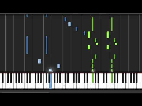 Synthesia - Kingdom Hearts Ii: Passion (kyle Landry) video