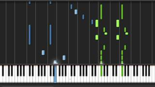 Synthesia - Kingdom Hearts II: Passion (Kyle Landry)