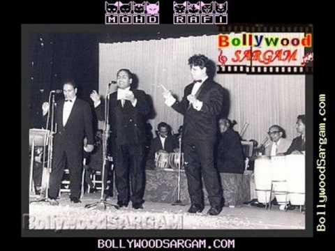 Mohd Rafi & Asha Bhonsle -O Mere Dildar - Choron Ka Chor 1970...