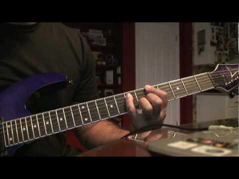 Varanam Aayiram-adiye Kolluthey Guitar Lesson W Tabs video