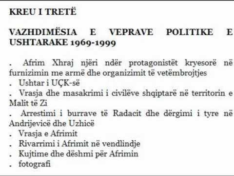 Afrim Xhuraj - Rifat Berisha