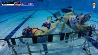 G236 (Reload) - EW GBR vs. FRA - 20th CMAS Underwater Hockey World Championships