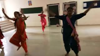 Group Dance Competition | Delhi International School Hoshiarpur | 2018-19 | Part 3