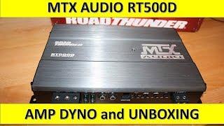 MTX Audio 9512 FULL Excursion !!! Part 2