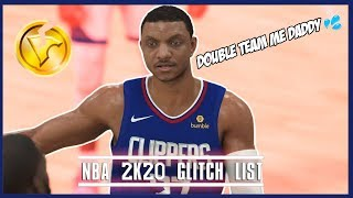 NBA 2K20: The Worst Glitches That Need To Be Patched (So Far)