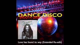 Dennis Brown: Love has found its way (Extended Re-edit 7.56)