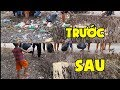 Thử Thách Dọn Rác | Cleaning Trash Challenge - Con Nit channel thumbnail
