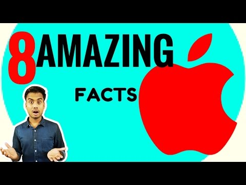 Apple : 8 Amazing Facts | 8 Interesting Facts | Rare Facts