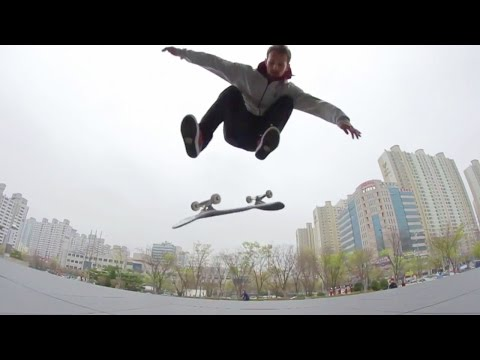 Getting Techy with Street Skate Ninja Alex Mizurov