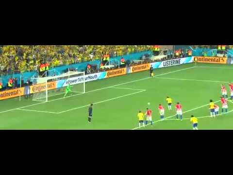 Brazil vs Croatia 3 - 1 All Goals & Highlights World Cup 2014
