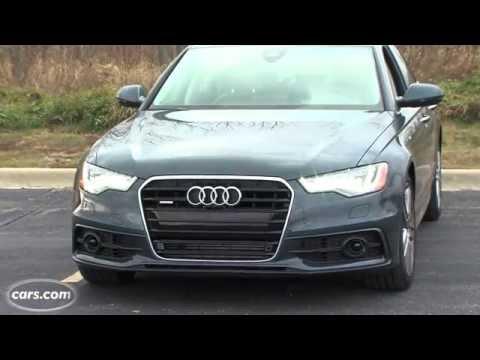 2015 Audi A6 Review