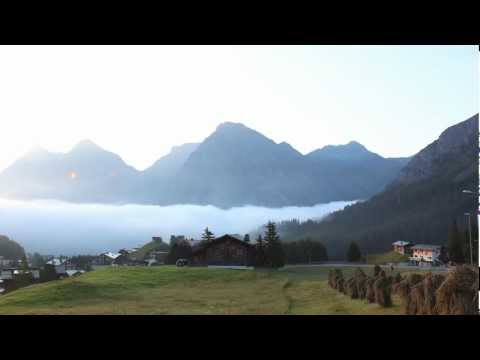 2011 Switzerland Arosa Timelapse [1080p HD]