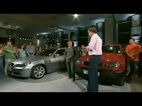 Top Gear - BMW X3 en castellano