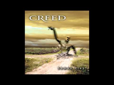 Creed with arms wide open acoustic version