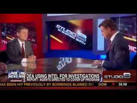 Judge Andrew Napolitano & Shep Smith Rail Against Gov't Agencies Clamoring For NSA Data