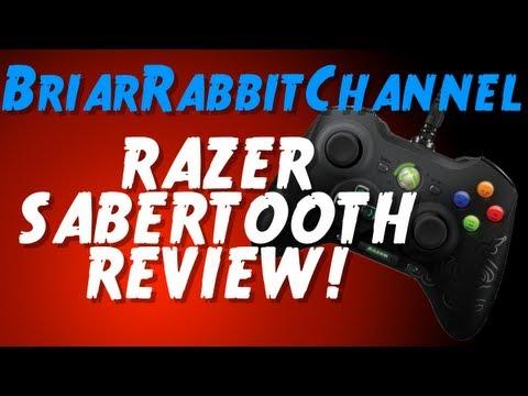 RAZER SABERTOOTH REVIEW Xbox 360 Controller