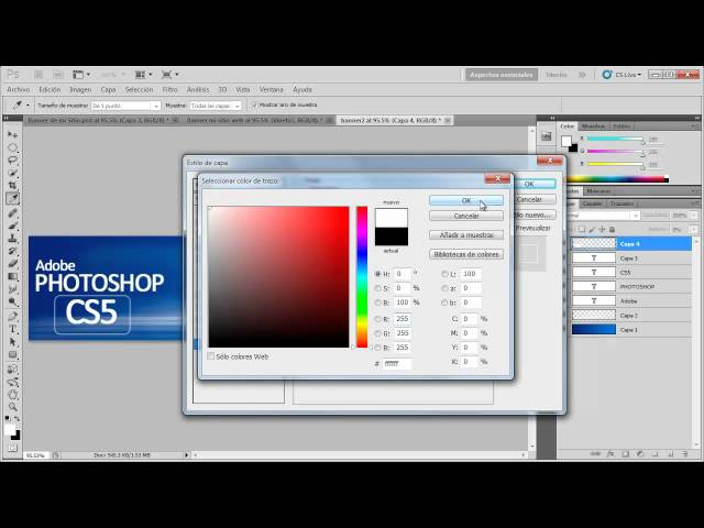 Crear un Banner sencillo en Photoshop cs5