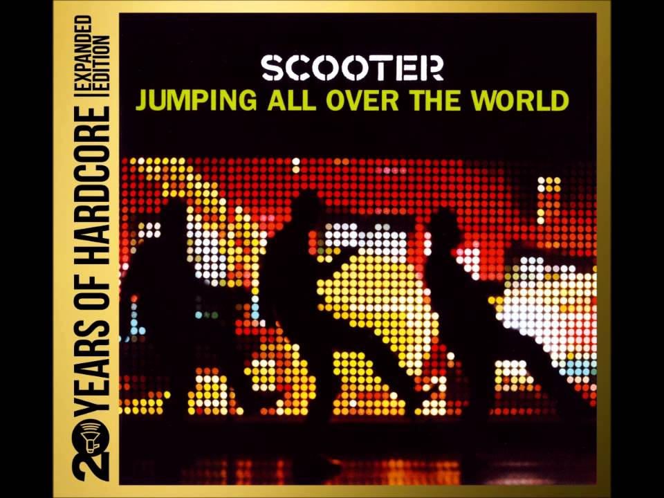 Scooter - Jumping All Over The World (20 Years Of Hardcore)(CD1 ...