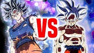 Ultra Instinct: Anime VS Manga Vergleich!   Dragonball Super