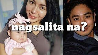 Anak ni Julia Montes at Coco Martin revealed in public