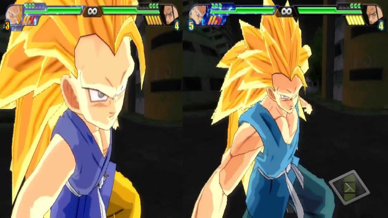 Goku dragon fist