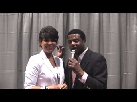 LisaRaye Interview @ The Black Women's Expo Chicago 2014