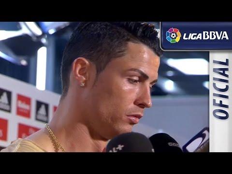 """Cristiano: """" Este árbitro no tiene el perfil para arbitrar un Madrid-Barça"""" - EL CLÁSICO"""