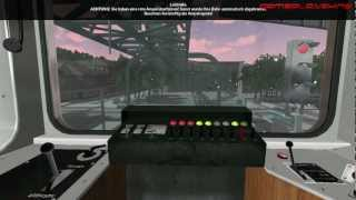 Schwebebahn Simulator 2013 | Gameplay HD 30Min