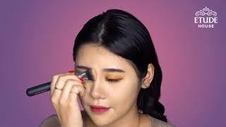 """ETUDE HOUSE """"No Makeup"""" Makeup with Aylna"""