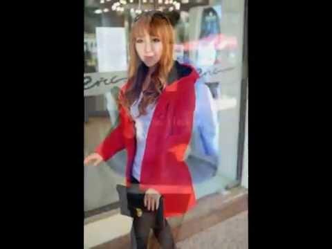 Zenski kaputi online prodaja zenske odeće garderobe - YouTube