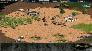 AoE Toàn Quốc 1| 44 Random| Bảng E| Full Video