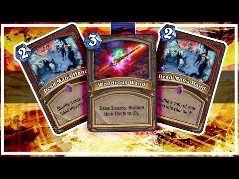 Hearthstone: EXODIA BASH!