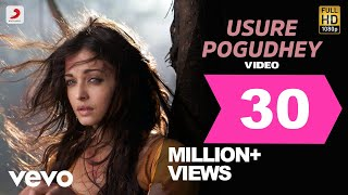 Raavanan - Usure Pogudhey Video | A.R. Rahman | Vikram, Aishwarya Rai