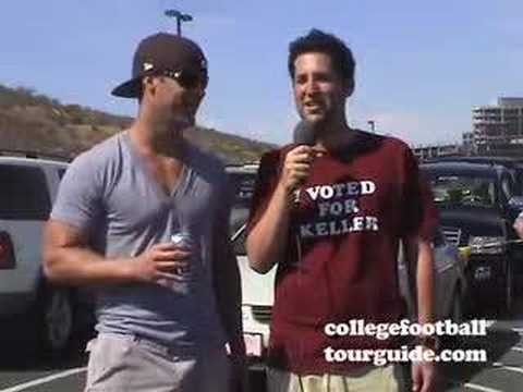 College Football Tour Guide Episode 1 - ASU Video
