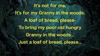 """Prologue"" - Into the Woods lyrics 2014"