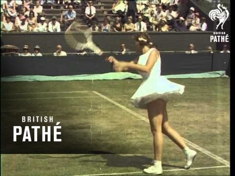 Wimbledon Tennis Ladies Final (1961)