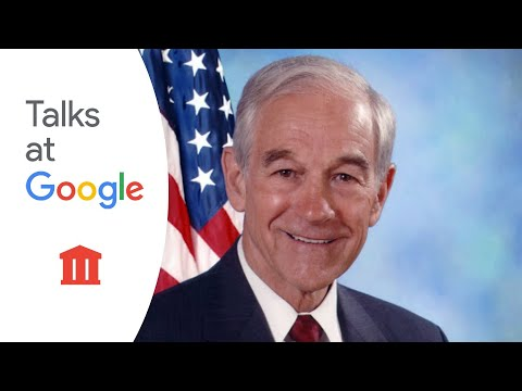 Candidates@Google: Ron Paul