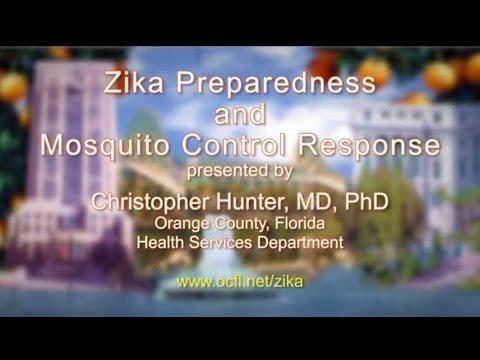 Zika Preparedness And Mosquito Control Response