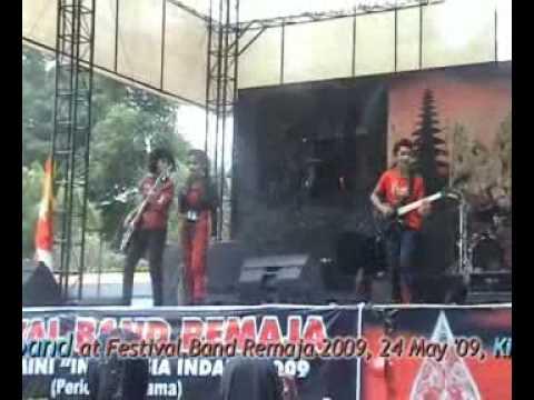 GEGANA Band -  KICIR-KICIR (cover)