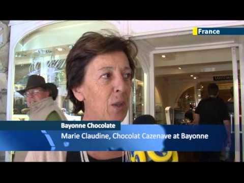 France Chocolate Festival Bayonne Chocolate Festival