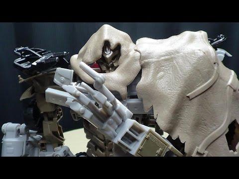 KO Oversized DOTM MEGATRON: EmGo's Transformers Reviews N' Stuff