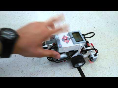 Robot Educador LEGO Luis Y Mario