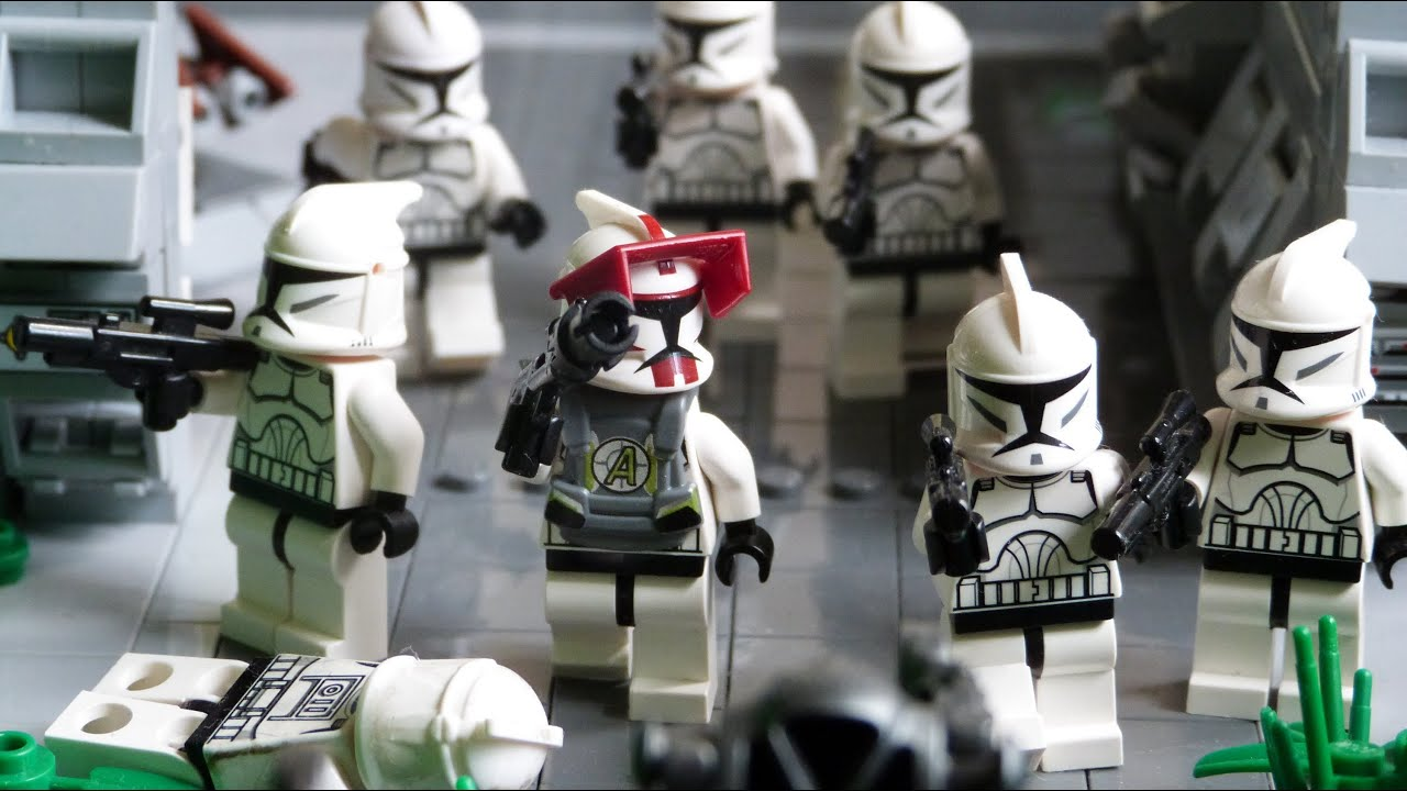 How To Build Your Star Wars Lego Army