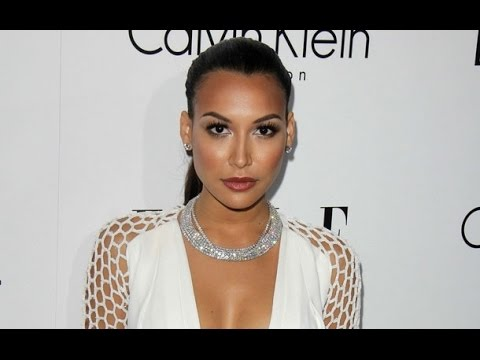 Naya Rivera is Married  Glee Star Weds Actor Ryan Dorsey Just Months After Big Sean Breakup
