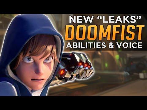 """Overwatch: DOOMFIST Abilities & Mei Cinematic """"Leaks"""" - Real Or Fake?"""